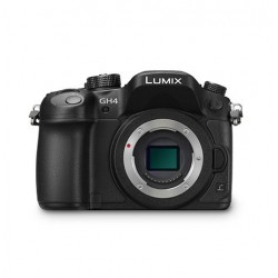 Panasonic Camera Lumix DMC-GH4EC-K
