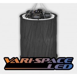 Variable-Color LED 900W Vari-SpaceLED with Joke
