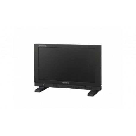 """LED 17 """"monitor with integrated mount V-Lock"""