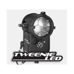 Fresnel LED 100W TweenieLED (sin DMX)