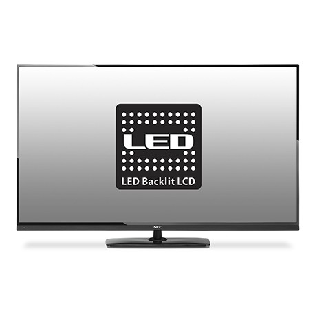 Display LED NEC E324