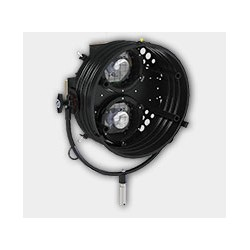 400W LED Spacelite 2 con Yoke (Tungsten)