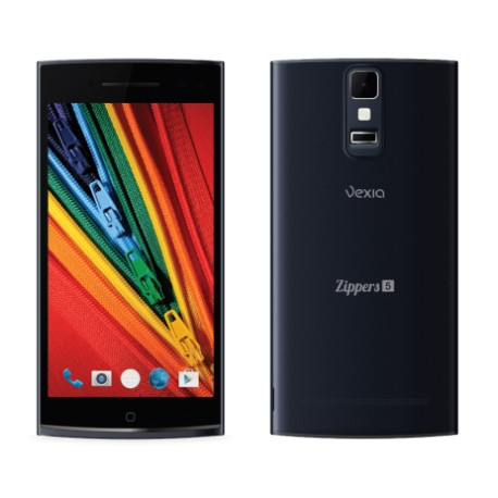 Vexia Zippers Phone 5