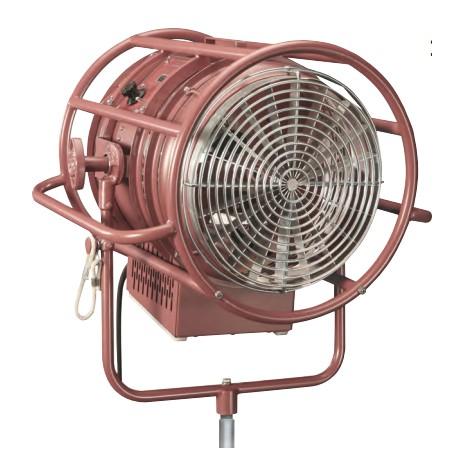 """Mole Richardson 12"""" Máquina de viento MOLEFFECT"""