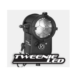 Fresnel LED 100W TweenieLED (con DMX)