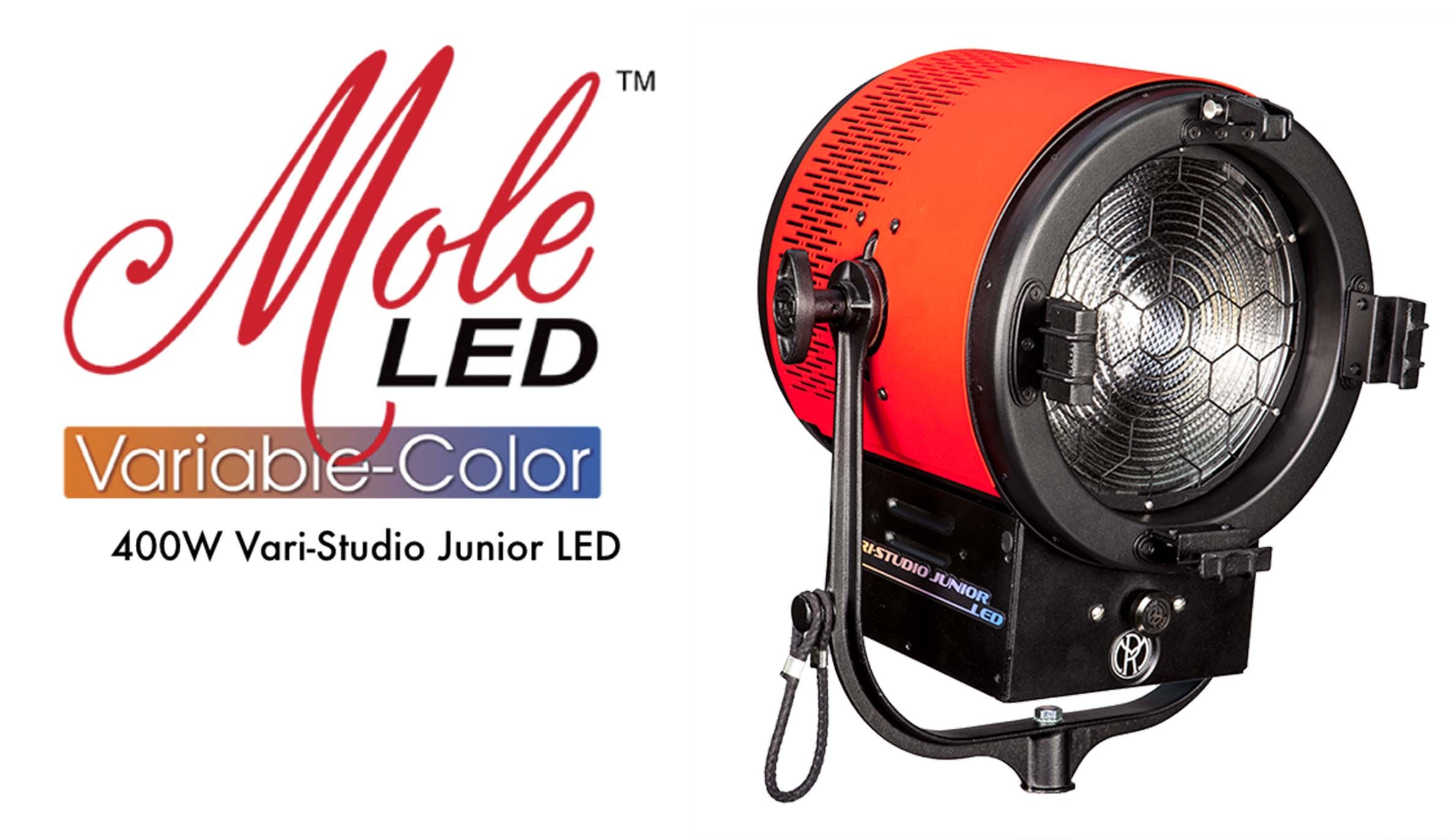 400W vari Studio Junior LED